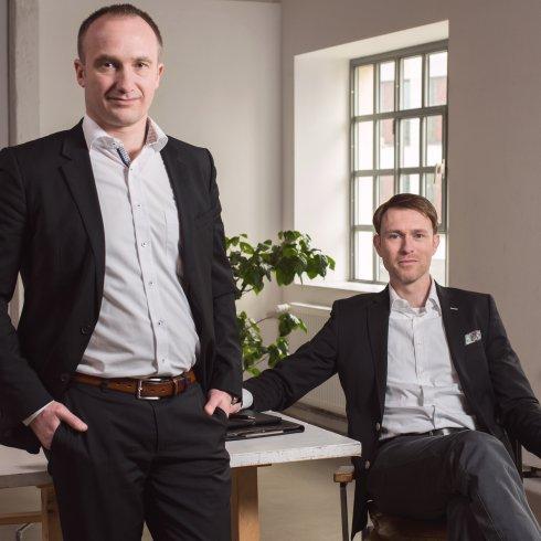 Spezialisten für Insolvenzrecht: Dr. Timm Nissen und Joachim Beuck